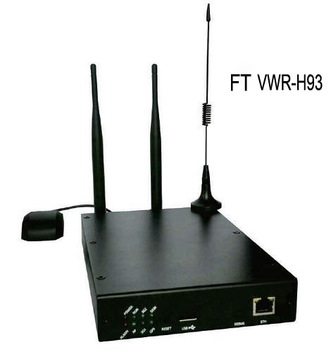 3G/4G Wifi Vehicular Router