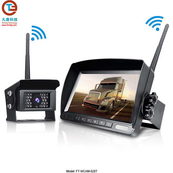 Digital Wireless Vehicle Camera Kit