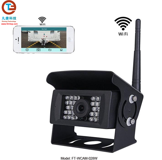 WiFi Wireless Vehicle Camera