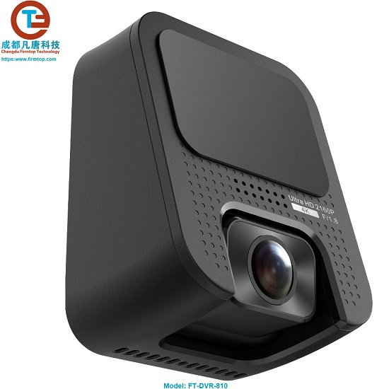 4K Car Dashboard Camera
